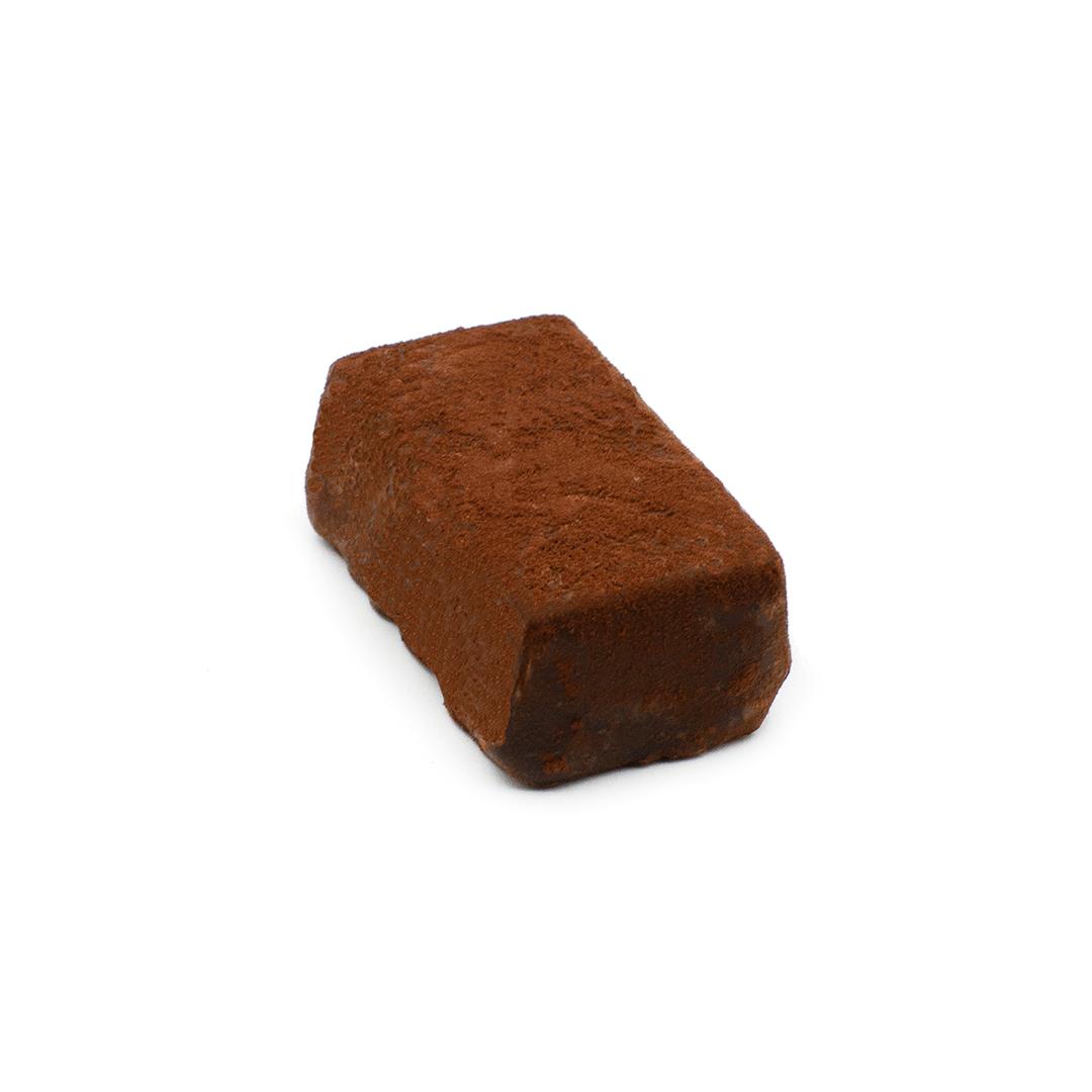 ganache truffe, chocolat noir